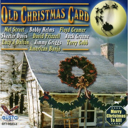 Old Christmas Card / Various (CD) ()