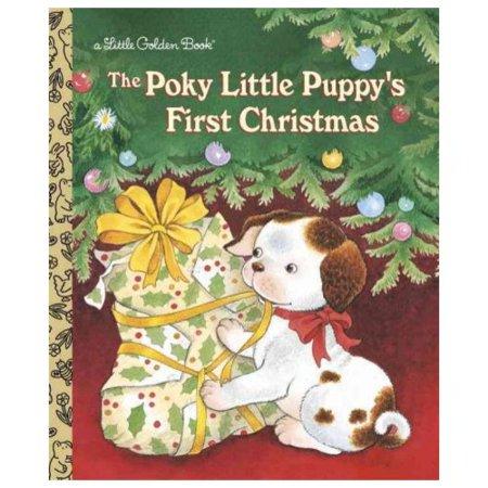 The Poky Little Puppys First Christmas  Little Golden Book
