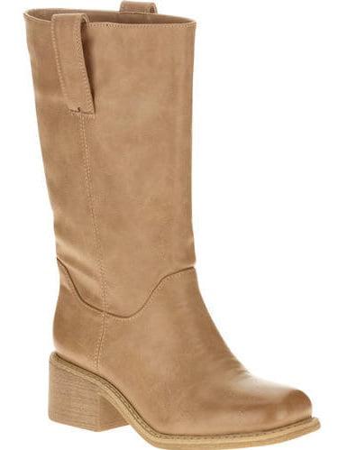 MoMo Women's Lasso Chunky Heel Boot