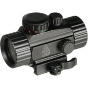 """UTG 3.8"""" Red/Green Single Dot Sight with QD Mount"""