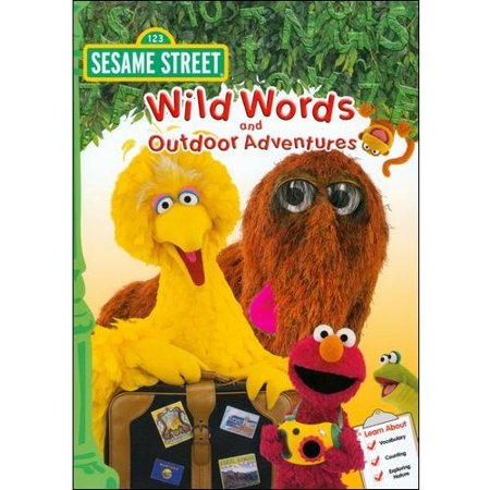 Sesame Street: Wild Words And Outdoor Adventures (Full Frame)