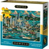 Dowdle Jigsaw Puzzle Seattle 1000 Piece 10049 $12.97