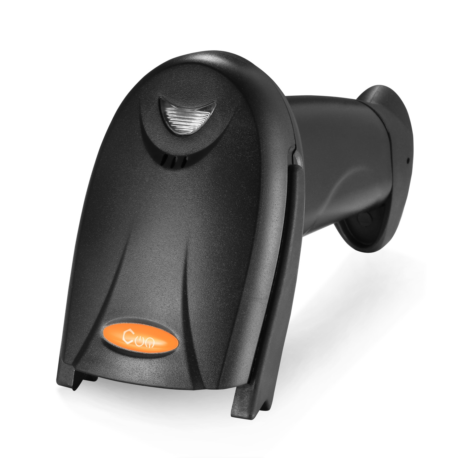 Barcode Scanner Wireless Automatic Laser Barcode Scanner Reader Black ROJE
