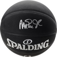 Magic Johnson Los Angeles Lakers Autographed Spalding Indoor/Outdoor Basketball - Fanatics Authentic Certified