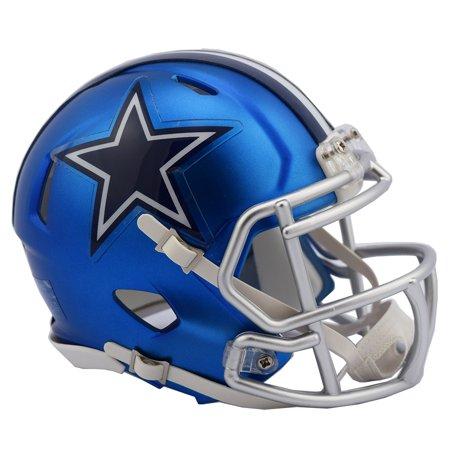 Dallas Cowboys Helmet - Riddell Replica Mini - Blaze Alternate for $<!---->