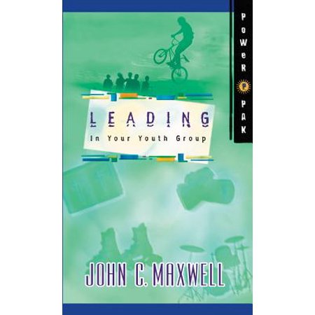 PowerPak Collection Series: Leading In Your Youth Group - eBook - Christian Youth Group Games Halloween