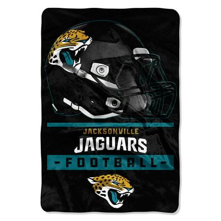 NFL Jacksonville Jaguars Sideline 62 x 90