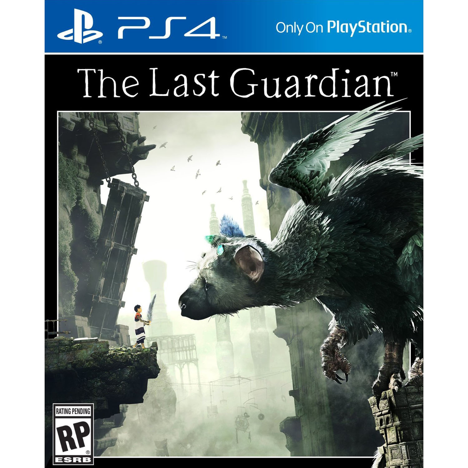 Sony The Last Guardian - Pre-Owned (PS4)