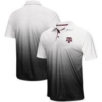 Texas A&M Aggies Colosseum Magic Team Logo Polo - Gray