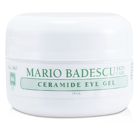 Mario Badescu - Ceramide Eye Gel - For All Skin Types (Mario Badescu Ceramide Eye Gel 0-5 Oz)
