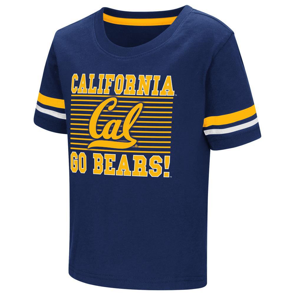Boys' Cal Berkeley Golden Bears Toddler Graphic T-Shirt