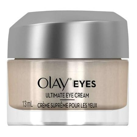 Olay Eyes Ultimate Eye Cream for wrinkles (Good Drugstore Eye Cream For Dark Circles)