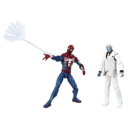Marvel Gamerverse Spider-Man Spider-Man vs. Mister Negative 2-pack