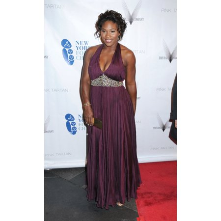 Serena Williams At Arrivals For 6Th Annual New Yorkers For Children Spring Dinner Dance Mandarin Oriental Hotel New York Ny April 15 2009 Photo By Quoin PicsEverett Collection Celebrity (Spring Dance Decorations)
