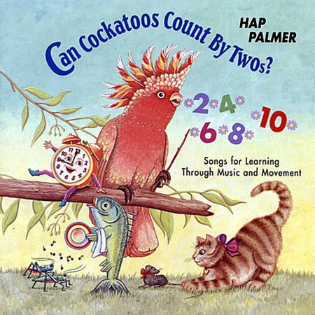 Can Cockatoos Count By Twos: Songs for Learning](Halloween Baby Songs)
