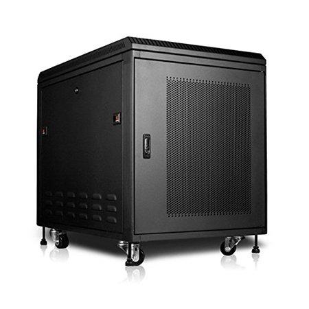 iStarUSA WG-129 12U Rackmount Server Cabinet