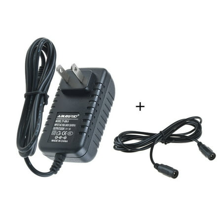 ABLEGRID New AC / DC Adapter Replacement 24V Transformer YW Model: YW-240070 For WavePoint 12 Micro Sun High Output LED Clamp Lights Wave Point Power Supply Cord Battery Charger Mains PSU - image 1 of 3