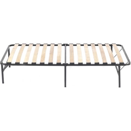 Pragma Wooden Slat Bed Frame, Multiple Sizes - Walmart.com