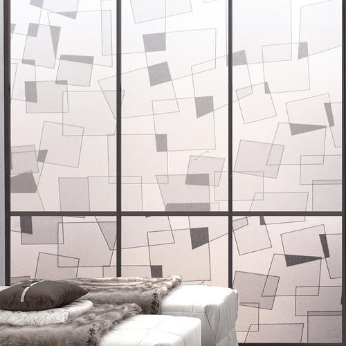 window film designs contemporary upscale designs by ema selfadhesive window film walmartcom