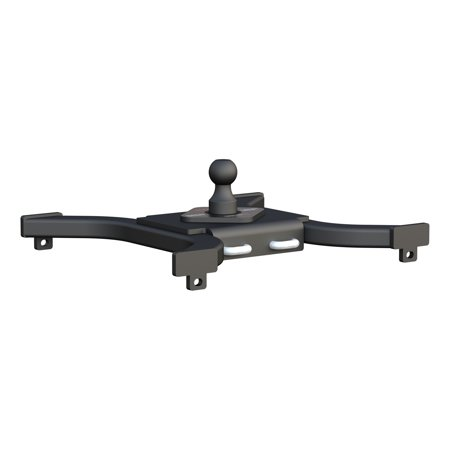 - Curt Manufacturing Cur16085 Rail Mounted Gooseneck Hitch