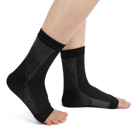 L Xl Plantar Fasciitis Socks Arch Heel Ankle Compression Socks Foot Pain Support Sleeve