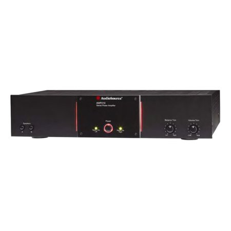AudioSource AMP210VS 2-Channel Power Amplifier with 100 Watts Per Channel