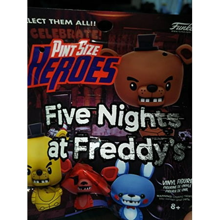 FUNKO PINT SIZE HEROES FIVE NIGHTS AT FREDDY'S - BLIND (Five Nights At Freddy's Halloween Box)