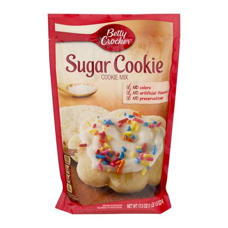 Betty Crocker Lemon Cake Cookie Recipe
