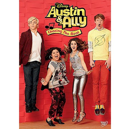 Austin   Ally  Chasing The Beat  Widescreen
