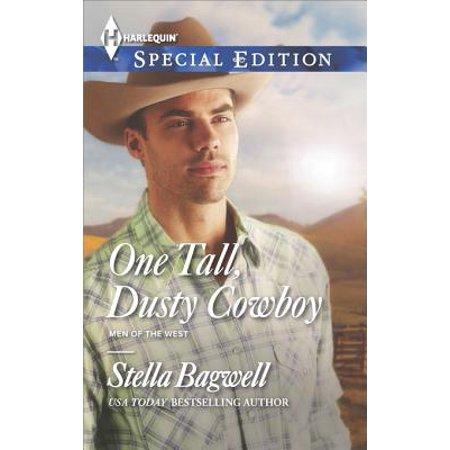 One Tall, Dusty Cowboy - eBook