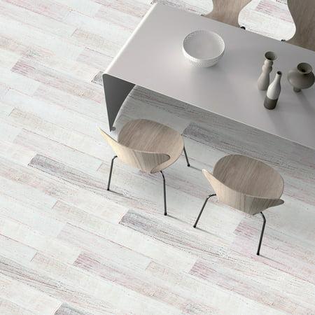 Dzt1968 20x200cm adhesive tile art floor wall decal for Sticker fur fliesen