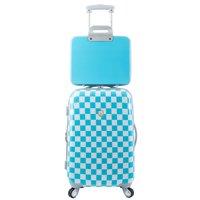 Paris Collection 2-Piece Carry-on Luggage Set (Multiple Colors)