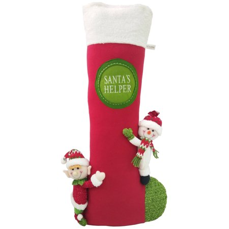 Pop Up Stocking Decoration - Stocking Decorations