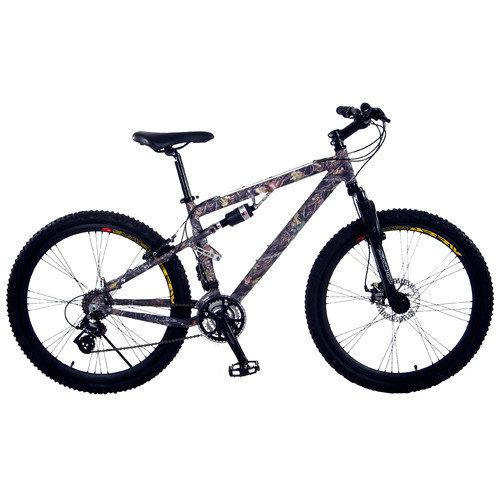Wilderness Trail Mossy Oak Men's Bike