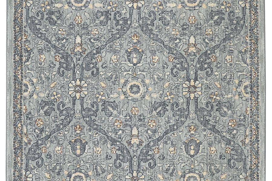 """Karastan Euphoria Galway Willow Grey (3' 6""""x5' 6"""") by Mohwak Home"""