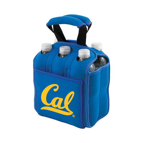 Picnic Time Six Pack California Golden Bears