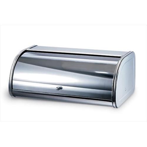 Home Basics BB00863 Stainless Steel Bread Box,