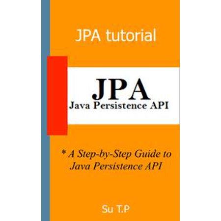 Guide to Java Persistence API - eBook