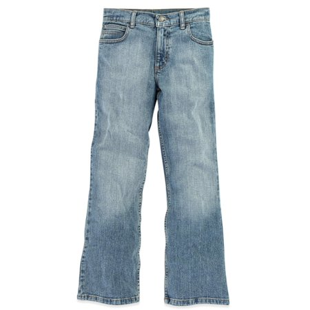 Wrangler Classic Boot Fit Jean with Flex (Big Boys, Husky, &