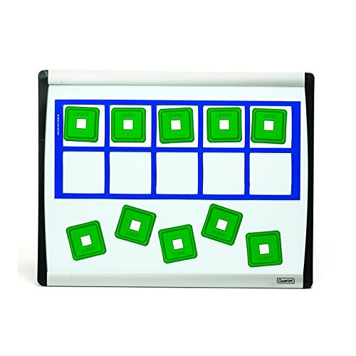 Didax DD-211037 Unifix Magnetic Ten Frames