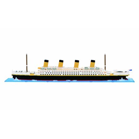 Nanoblock Level 5  Titanic  1800 Pieces