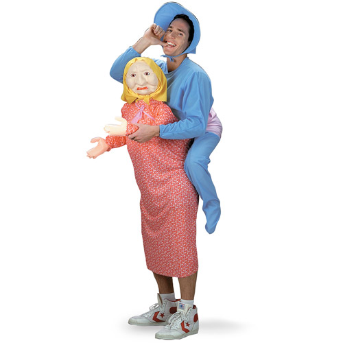 But Mommy, I Donu0027t Wanna Grow Up! Adult Halloween Costume
