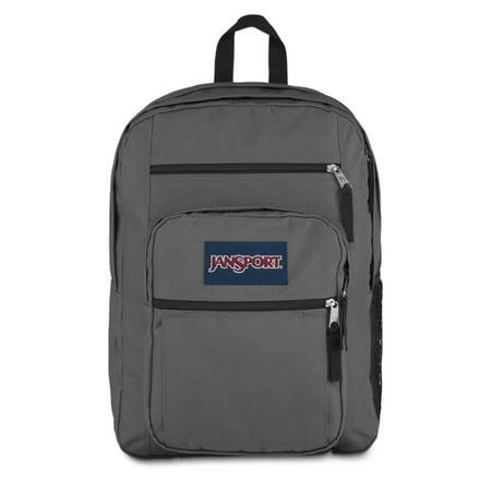 JanSport Big Student Backpack, 15 inch Laptop Sleeve, 34L Capacity - Deep