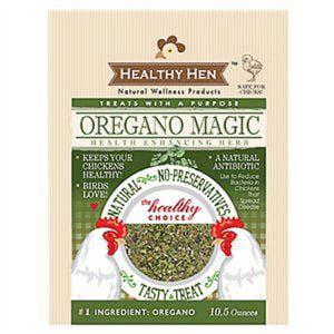 Innovation Pet-Poultry-Healthy Hen Oregano Magic Natural Antibiotic 3.5