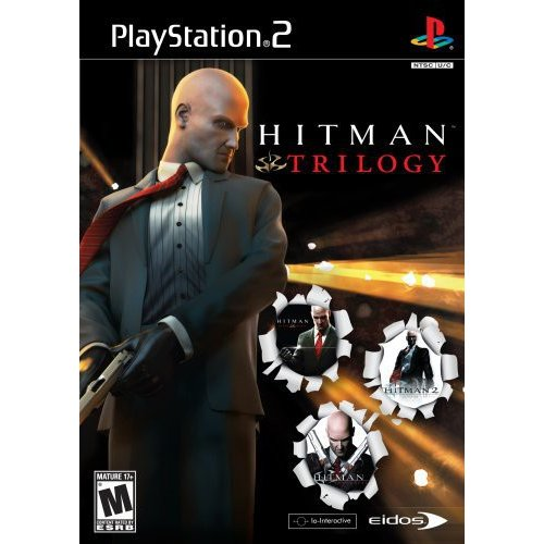 Hitman Trilogy (Includes Blood Money, Silent Assassins, and Contracts) - PlayStation 2