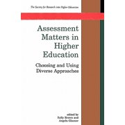 Assessment Matters in Higher Education