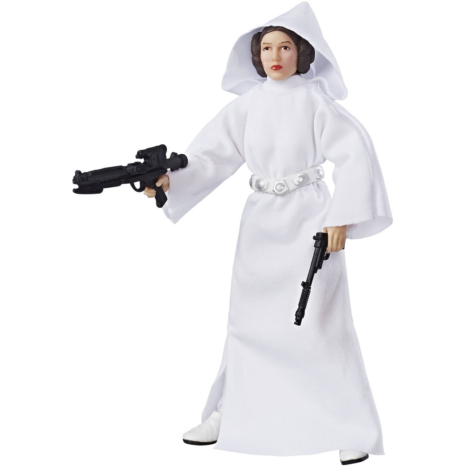 "Star Wars The Black Series 40th Anniversary Princess Leia Organa 6"" Action Figure by Hasbro"