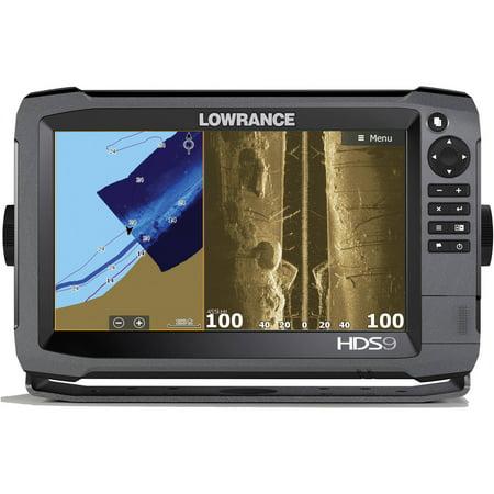 Lowrance 000-12915-001 HDS-9 Gen3 Insight Fishfinder/Chartplotter, 83/200 Bundle