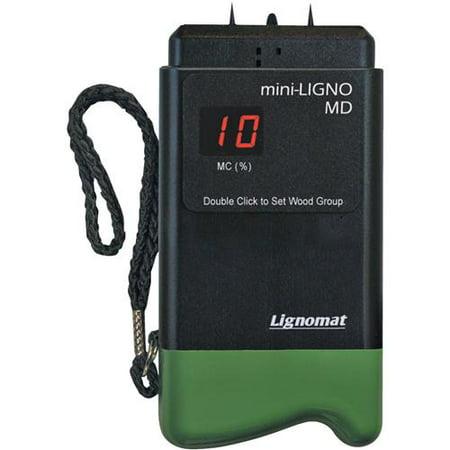 Lignomat MD Mini-Ligno Moisture Meter (Lignomat Moisture Meter)