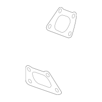 Genuine OE GM Front Pipe Gasket 13267274